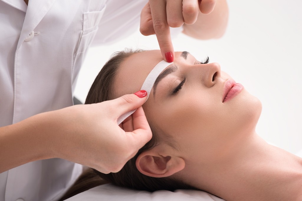 Getting ready for microblading